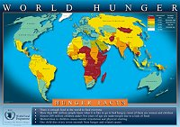 Learn about world hunger